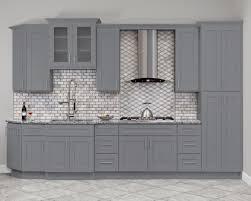 Hartford Grey Kitchen Cabinets