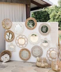 Chart House Santa Barbara Pastel Hues Ocean Views Modern Bohemian Ranch Wedding In