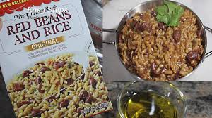 red beans and rice pilaf in pressure cooker zatarain s new orleans style rice pilau recipe you