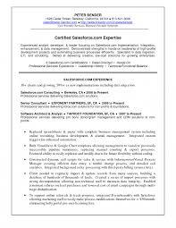 Salesforce Fresher Sample Resumes Informatica Sample Resume Developer Awesome Of Salesforce Pictures 1