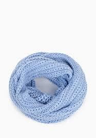 <b>Шарф женский Flioraj</b> 339FJ голуб купить за 3199 руб.