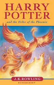 harry potter and the order of the phoenix review by ava morrant book cover
