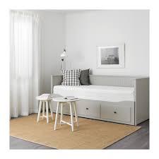 Hemnes Coat Rack HEMNES Day Bed Frame With 100 Drawers IKEA Pinterest Intended For 80