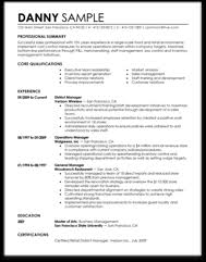 The All Time Best Free Resume Samples - MyPerfectResume