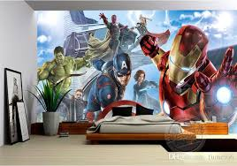 avengers boys bedroom photo wallpaper custom 3d wall murals marvel comics wallpaper children s room interior design on marvel comics mural wall graphic with avengers boys bedroom photo wallpaper custom 3d wall murals marvel