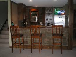 simple basement bar ideas. DIY Basement Bar Built By The Flynn Family, Irish Pub Style. Simple Ideas