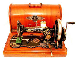 Alex Askaroff Sewing Machines