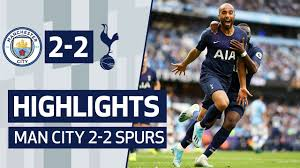 Man city vs tottenham betting offers and odds boosts: Highlights Man City 2 2 Spurs Lucas Moura Scores 19 Seconds After Coming On Youtube