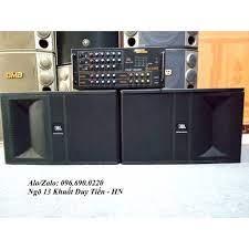 Bộ dàn Karaoke Gia đình - Âm ly Jarguar PA 506N + Đôi loa JBL Ki 82 bass 30  CỰC HAY - Tặng Micro