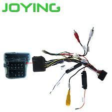 online buy whole receiver wire harness from receiver joying car stereo radio receiver install wiring harness plug special for joying mainland