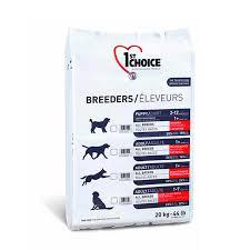 1St CHOICE DOG BREEDER PUPPY & LACTATION ... - Pets Choice