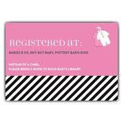 Baby Shower Registry Inserts Template Magdalene Project Org