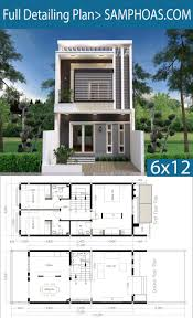 Neat House Designs Modern Home Plan 6x12m With 3 Bedroom Neat Houses House