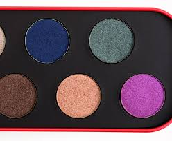 make up for ever artistic holiday 2016 artist palette review photos swatches