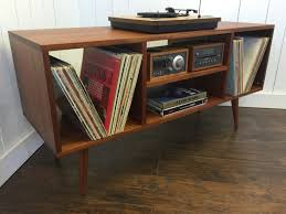 Cabinet Record Player Credenza Record Player Ahoy