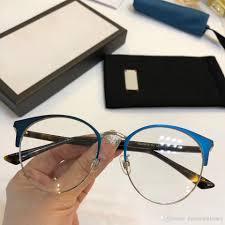 Designer Spectacle Frames Brand Designer Prescription Glasses Frames G0298 Men Womens Glasses Frame Clear Lens Women Brand Designer Eyeglasses Frame And Box