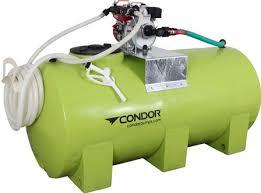 Condor 900 Litre Liquid Mixing And Dispensing System Honda