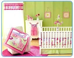 lovely giraffe nursery bedding set baby girl bedspread 4 crib sets with b