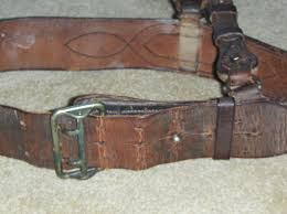 old leather belt Gallery