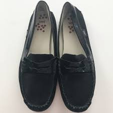 Umi Shoes Size Chart Umi Girls Black Suede Loafers
