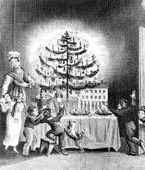 christmas-tree-old-lithograph