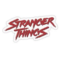 Stranger Things Logo | Christmas 17 | Pinterest | Stranger Things ...