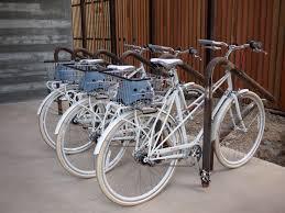 public bikes at h2
