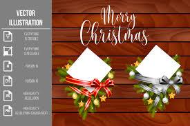 Christmas Card Vector Graphic By Artnovi Creative Fabrica