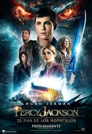 full image for and the sea of monsters poster percy jackson lightning thief epub trailer 3