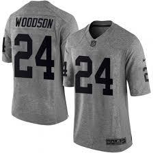 Charles Jersey Woodson Oakland Raiders