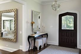 white foyer table. Full Size Of Black And White Foyer With A Classic Side Table