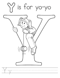 Small Picture Letter Y coloring pages 1 Nice Coloring Pages for Kids