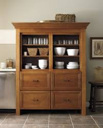 free standing kitchen cabinets. Martha Stewart Kitchen Cabinets : As Simple Possible Maximizing Space:Simple Free Standing With Six Open Rack
