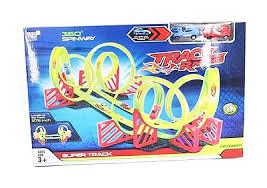 <b>Детский пусковой трек TLD</b> Track Racing длина трека 700 см TL ...