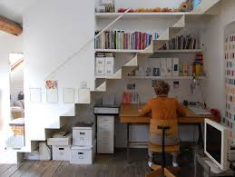 under stairs office. Office Under Stairs. Staircase Designs Home Contemporary With Shin Bogdan Hagiwara Industrial Desk Open Stairs