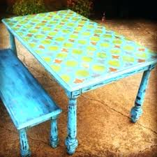 hand painted table tops designs google search picnic glass