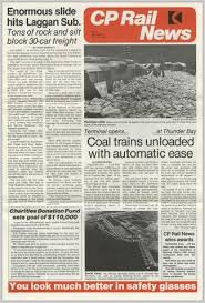 CP Rail news - UBC Library Open Collections