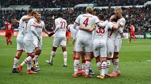 Fc augsburg played against 1. Bundesliga Final Stretch Form Check 1 Fc Koln
