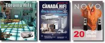 home theater magazine. this fall canada hifi will become novo magazine.indd home theater magazine