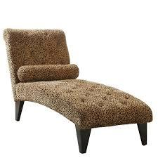 Leopard Bedroom Coaster Leopard Print Chaise Lounge Chair Walmartcom
