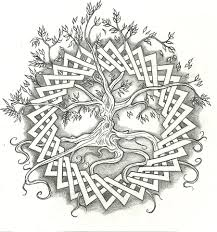 Small Picture Tree Coloring Page diaetme