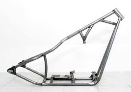 rigid 300 chopper frame for harley davidson evo motor