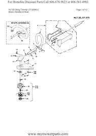 Plastite Screw Torque Chart Www Mymowerparts Com For Homelite Discount Parts Call 606