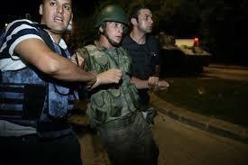 Image result for دستگیری  نیروی گارد ریاست جمهوری به دستور اردوغان