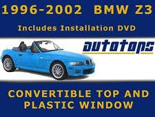new bmw z3 convertible top and vinyl window oem cloth install dvd bmw z3 1996 side aa