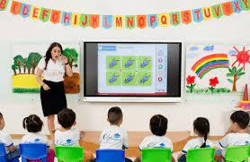 Khóa học tiếng Anh cho trẻ 3-6 tuổi