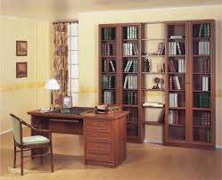 reading room furniture. Study Room With Wooden Material Reading Furniture