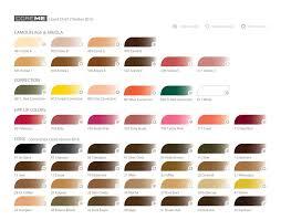 Image Result For Doreme Pigment Color Chart Pigmenty