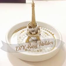 diy ring holder ring holder popular designs you may love home decor studio