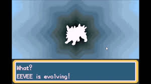 Pokemon Fire Red Gba Eevee Evolves Into Jolteon